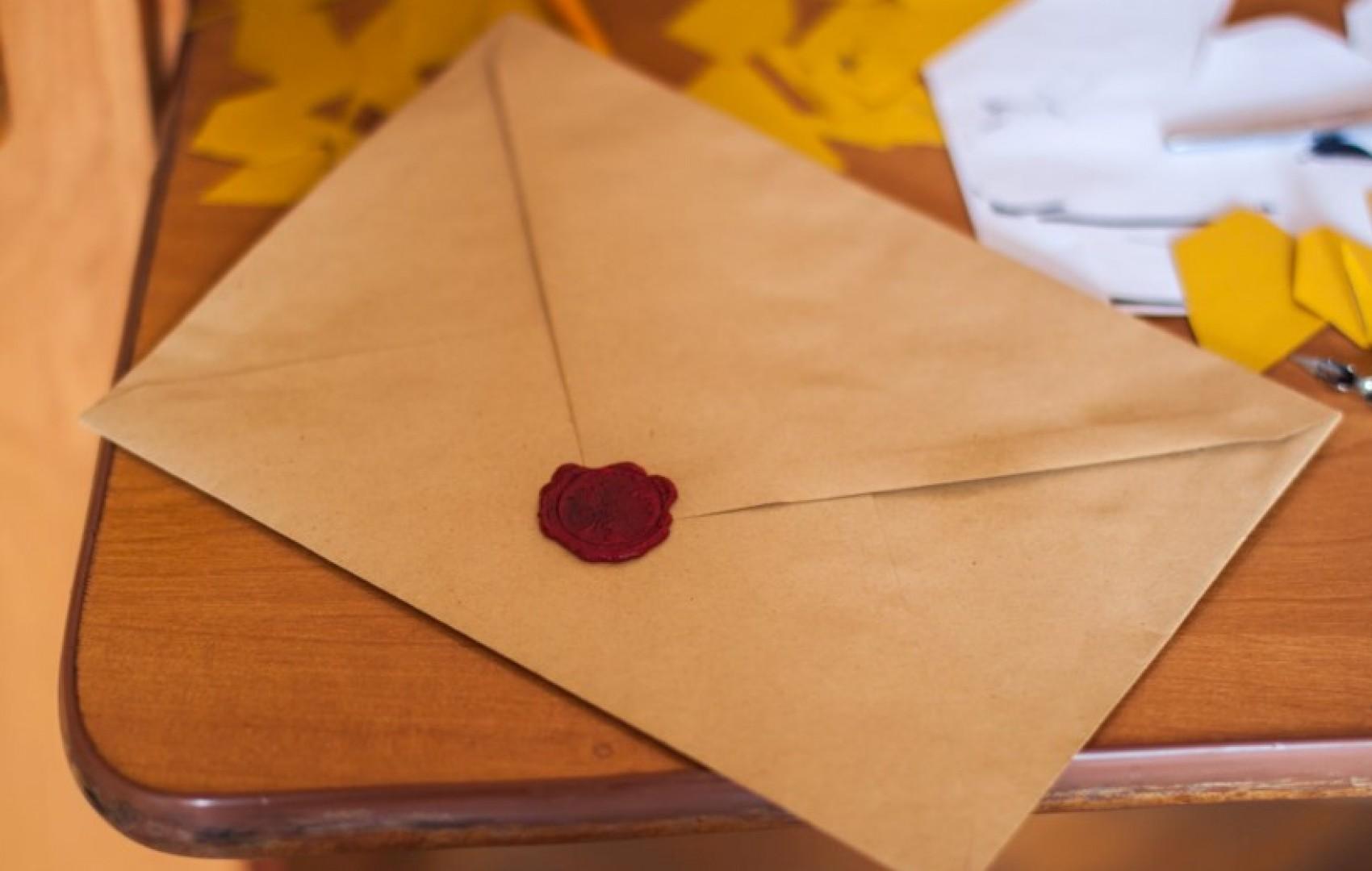#2 Le retour du courrier